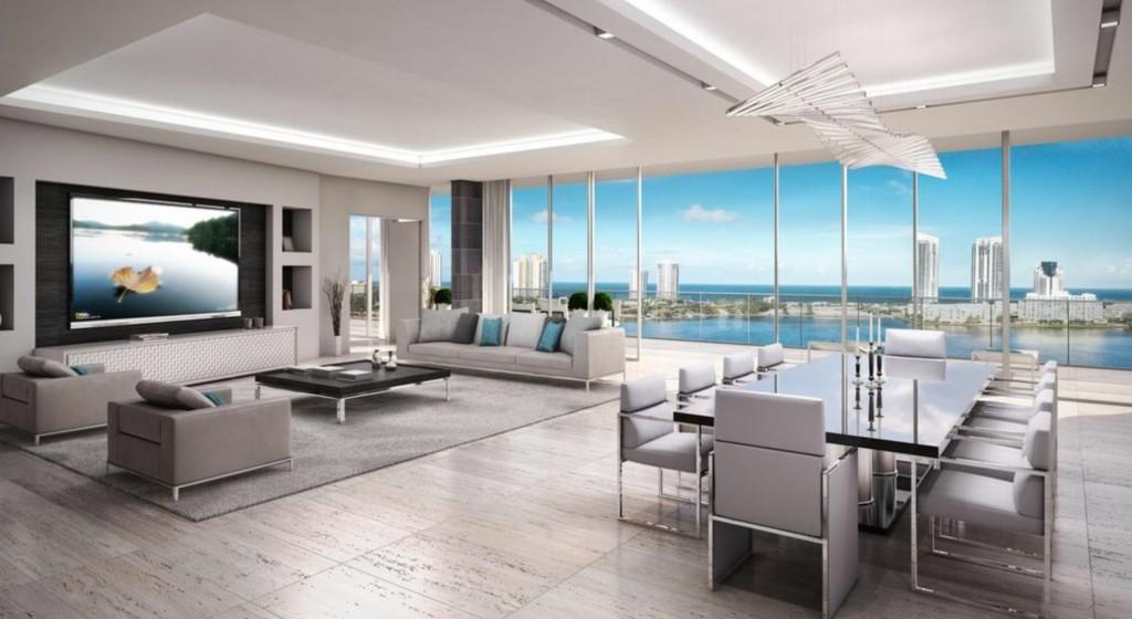 Prive Living Room DianaShayMiami.com